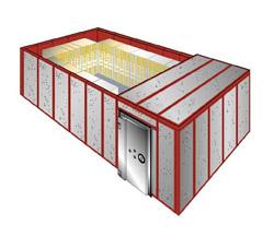 Worldwide Lightweight Modular Vault Panels